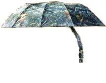 "Allen 54"" Treestand Umbrella Oakbrush Camo"