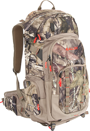 Allen Arroyo Bow/Rifle Carry System Daypack Breakup Country