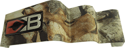 Replacement Clip Chameleon 3 Mossy Oak Treestand Camo