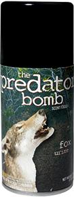 * Buck Bomb Fox Urine 5oz