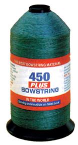 450+ Bowstring Material Green