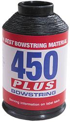 450+ Bowstring Material Black