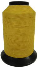 452X Bowstring Material Yellow 1/8# Spool