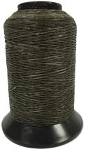 452X Bowstring Material Dark Brown 1/8# Spool