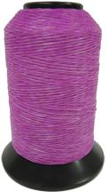 452X Bowstring Material Flo Purple 1/8# Spool