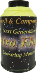 ASTRO Flight Flo Yellow Bowstring Material