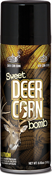* Buck Bomb Deer Corn Bomb 6.65oz