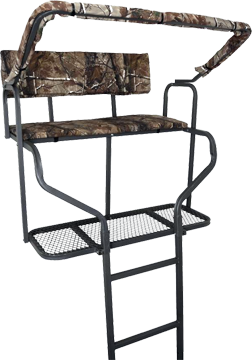 Summit Dual Performer Ecs 2 Man Ladder Stand Full Draw
