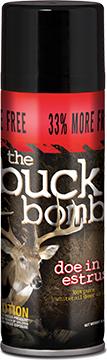 * Buck Bomb Estrus Doe In Heat