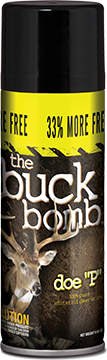 * Buck Bomb Doe Pee