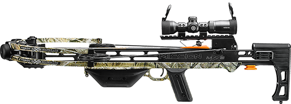 *M 17 Sniper Lite Crossbow Lost AT Camo Hunter Kit
