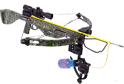 17 Stingray Bowfishing Xbow Package w/Open Sight