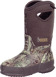 Adolescent Core Rubber Boot 400g M.O.Infinity Size 7