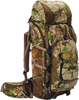 Badlands Summit Backpack Xtra Camo