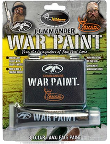 Wildgame Commder War Paint