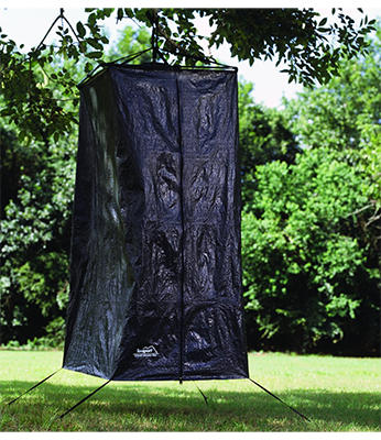 Texsport Camp Shower/Shelter Combo