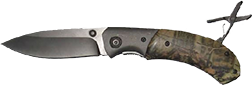 Browning Tagged Out Folding Breakup Infinity Knife