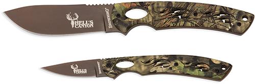 Browning Hells Canyon Skeleton Knife Combo Set