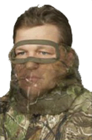 HS Face Mask 3/4 Realtree Xtra