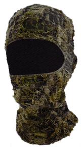 One Hole Mask 3D Grassy Camo