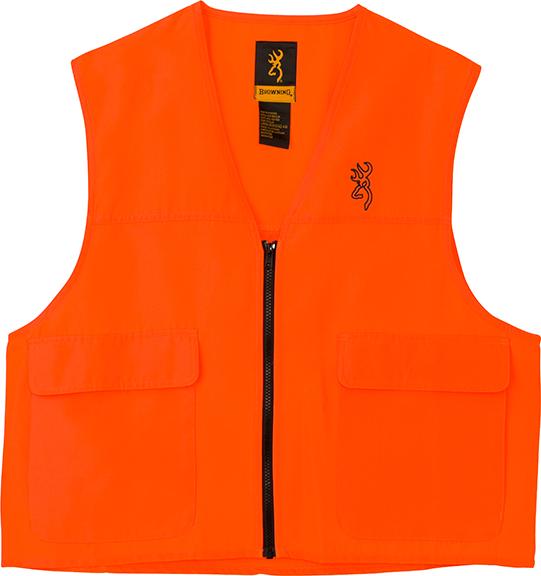 Browning Safety Blaze Vest 3Xlarge