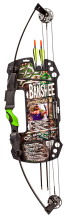 16 Banshee Compound 25 LB Black