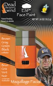 DDW Face Paint 4 Color System