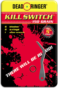Dead Ringer Kill Switch Replacement Blades