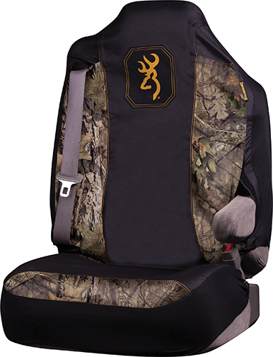 Browning Universal Pullover Seat Cover MO Brkup Country/Blk