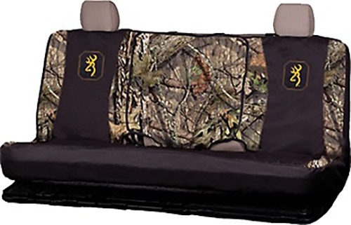 Browning Full Size Bench Seat Cover MO Brkup Country/Black