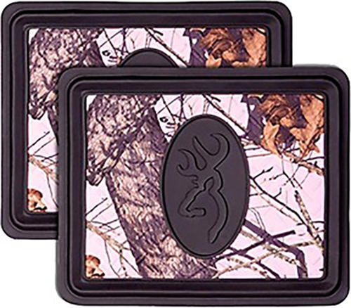 Browning Back Seat Floor Mat Mossy Breakup Pink