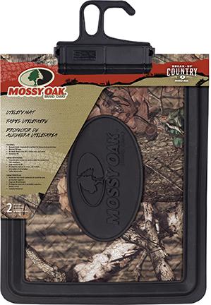 Mossy Oak Back Seat Floor Mat Mossy Oak Breakup Country