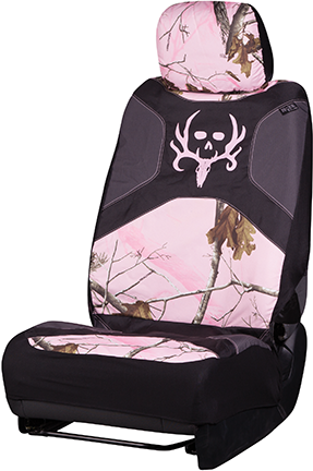 Bone Collector Low Back 2.0 Seat Cover Realtree Pink