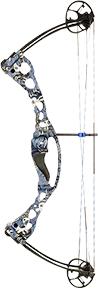 """17 Poseidon Bowfishing Bow Right Hand 31"""" 40#"""