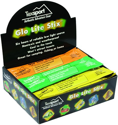 Texsport Glo Lite Stix ** Assorted Colors **