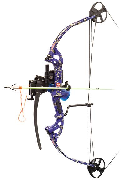 "17 Discovery AMS Bowfishing Pkg 30"" 40# Dk'D Blue"