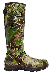 4X Burly Boot Size 11 Non Insulated Realtree APG