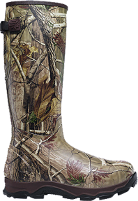 4X Burly Boot Realtree All Purpose 1200gr Size 10