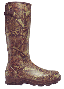 4X Burly Boot Realtree All Purpose 1200gr Size 9