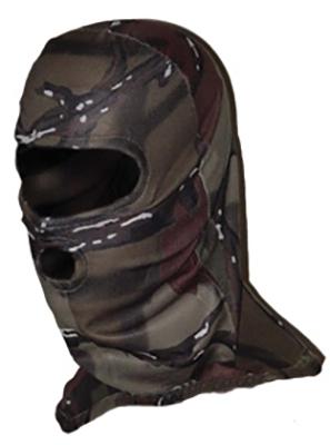 Predator Poly Headnet 3D Deception Camo