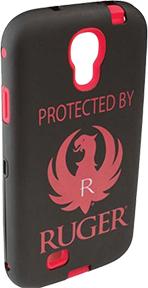 Allen Galaxy 3 Ruger Logo Cell Phone Case