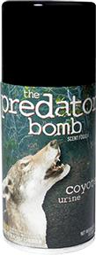 * Buck Bomb Coyote Urine 5oz