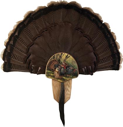 "Turkey Display Kit ""Spring Strut"""