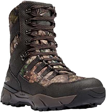 """Vital 8"""" Boot 400g Mossy Oak Breakup Country Size 8"""