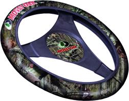 Mossy Neoprene Steering Wheel Cover
