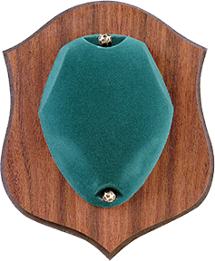 Quaker Mounting Kit w/Green Material
