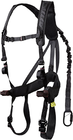 G-Tac Air Womens Safety Harness Charcoal** One Size Fits All **