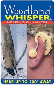 Original Woodland Whisper Hearing Enhancer