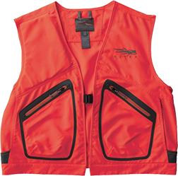 Sitka Ballistic Vest Blaze Orange Xlarge