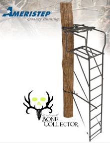 Bone Collector Ladder Stand